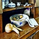 Butternut Squash in Kitchen by Susan Savad