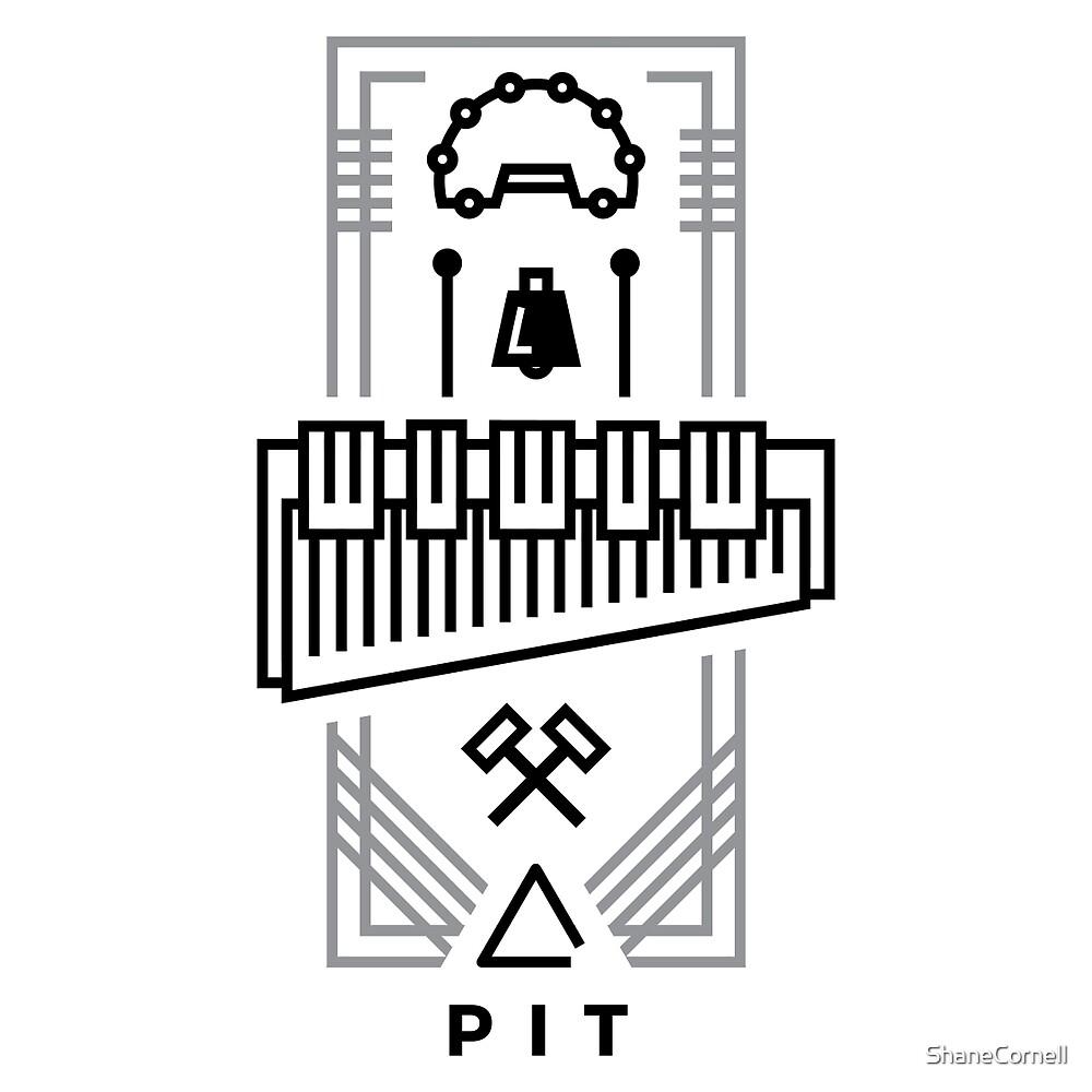 Pit - Black & Gray by ShaneCornell