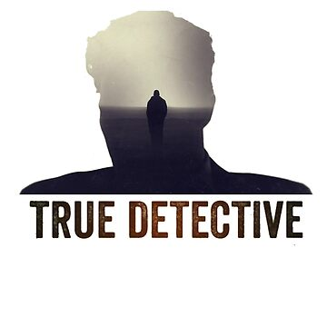 True Detective Intro Tshirt by darthfader
