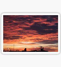 Sunrise 3 Sticker