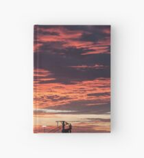 Sunrise 3 Hardcover Journal