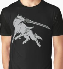 Great Gray Wolf Sif Graphic T-Shirt