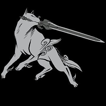 Great Gray Wolf Sif by -Oujo-