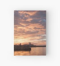 Sunrise 4 Hardcover Journal