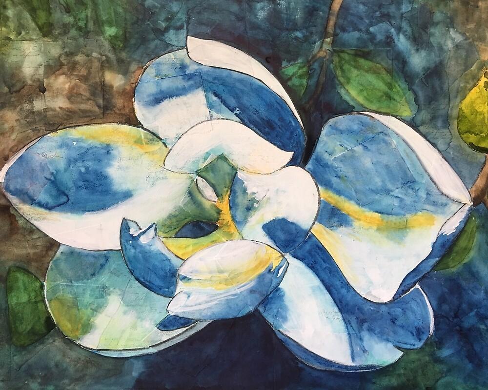 Magnolia #4 by Jacquethompson