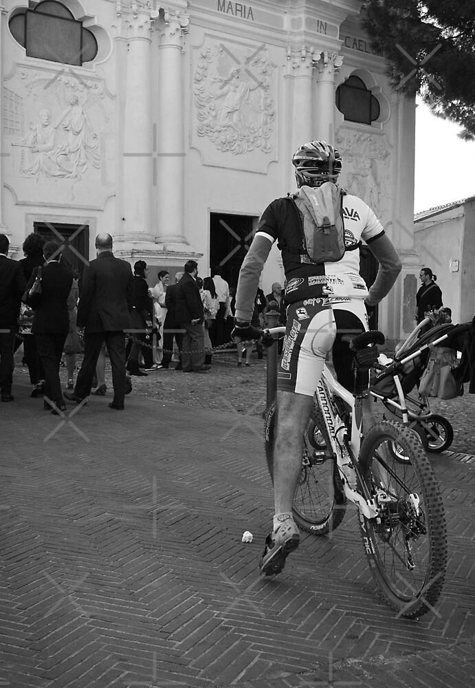 Cyclist by ansaharju