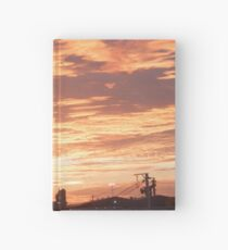Sunrise 5 Hardcover Journal