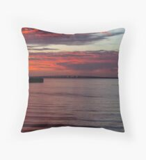 Sunrise 6 Throw Pillow