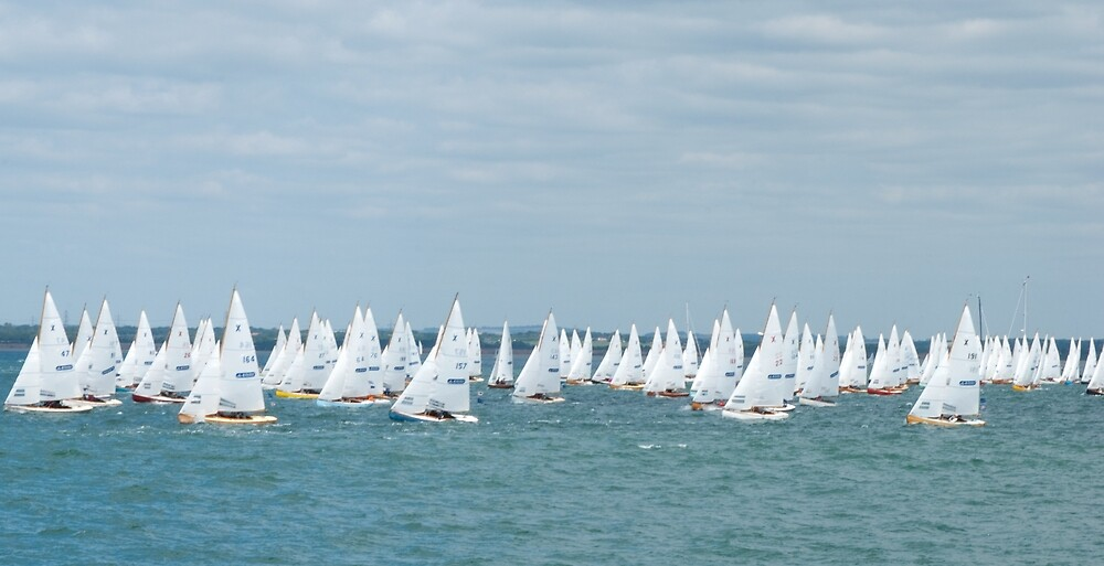 Yachts by Janice Heppenstall