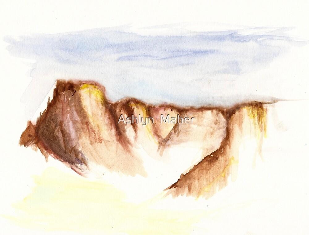 Arizona Color Study  by AshlynJaneway