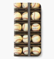 Baseball - You have got some balls there iPhone Wallet