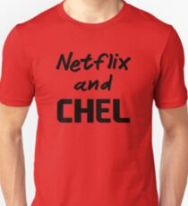 Netflix and CHEL Slim Fit T-Shirt
