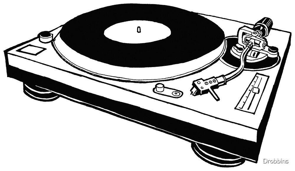 Turntables by Drobbins