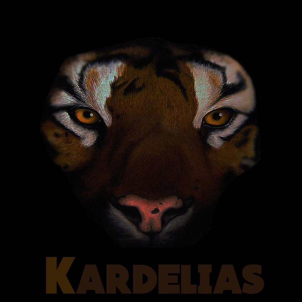 Dark Tiger by kardelias