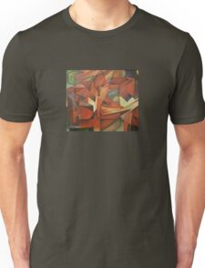 """""""Foxes"""" -  Homage to Franz Marc (1913)     T-Shirt"""
