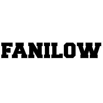 FANILOW - Varsity by BMGBFC