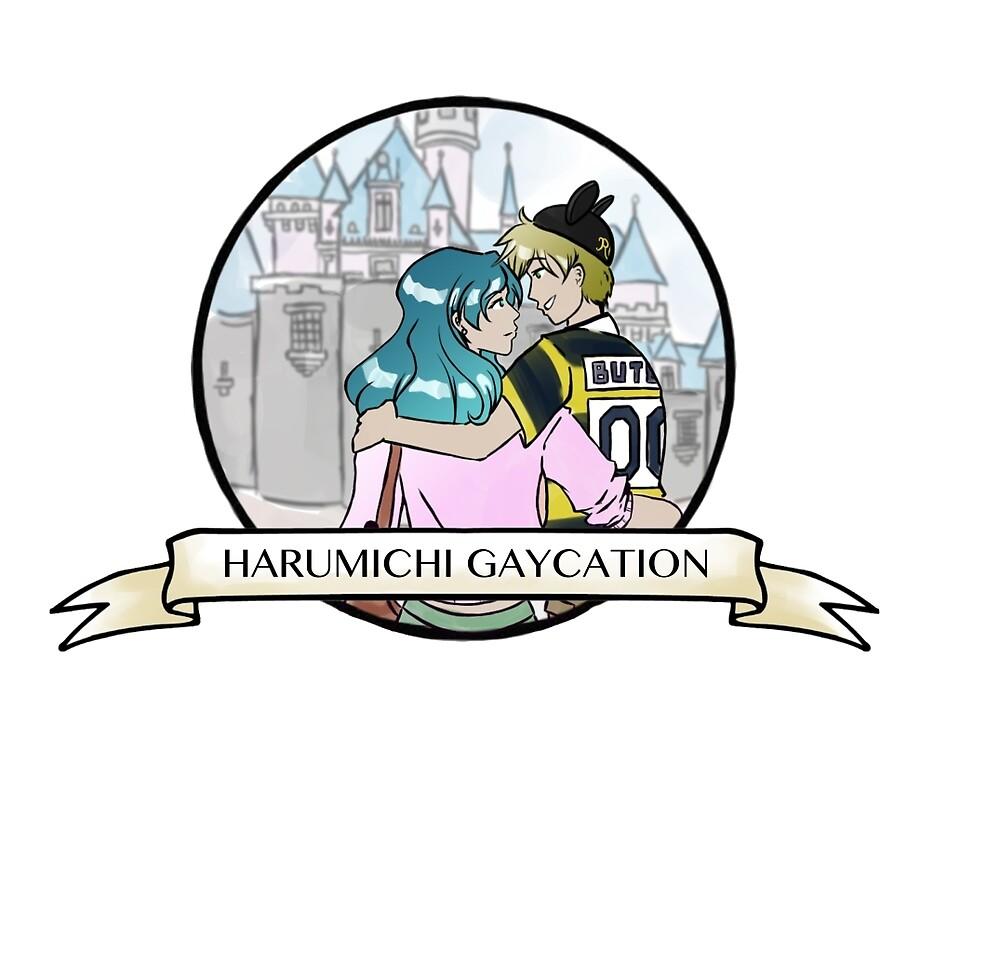 gaycation by docholligay