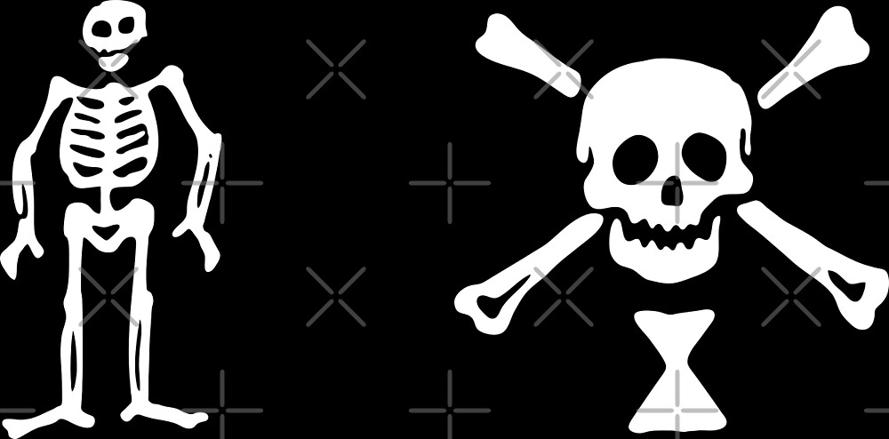 Jeremiah Cocklyn Pirate Flag 1 by kayve