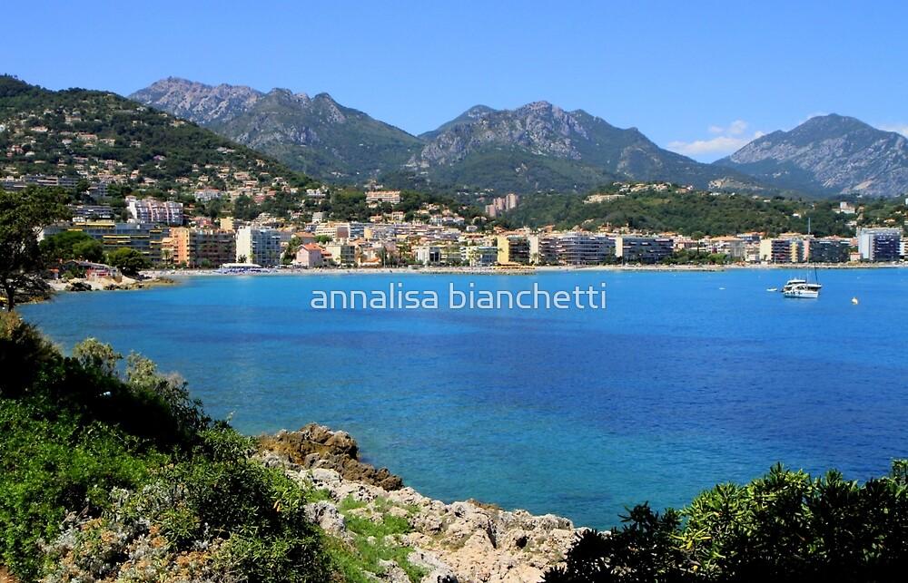 Côte d'Azur by annalisa bianchetti