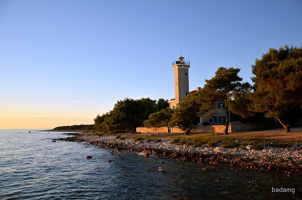 Lighthouse by badamg