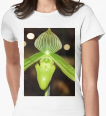 Orchid green.... Women's Fitted T-Shirt