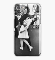 VJ Day Times Square Kiss iPhone Case/Skin