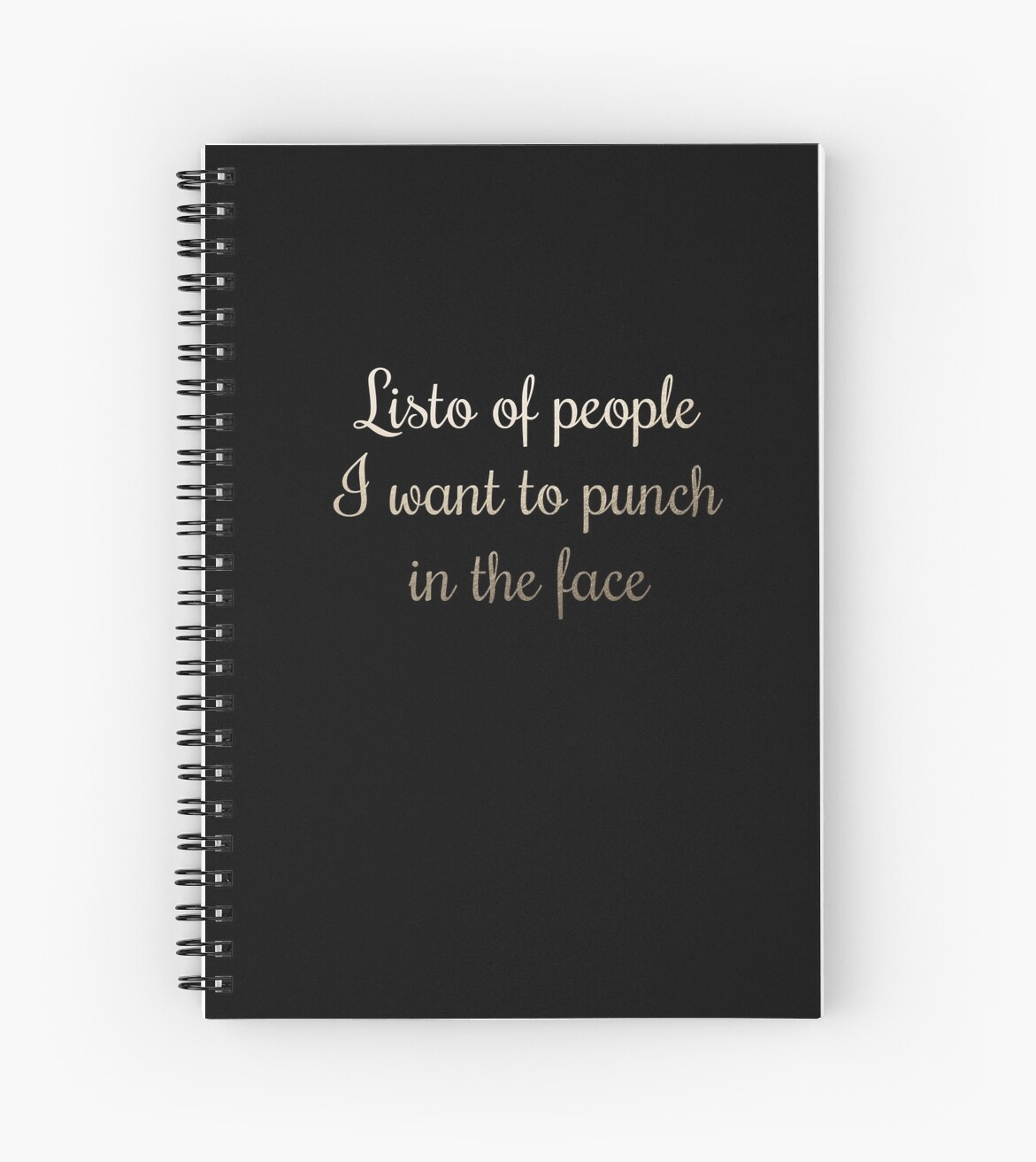 Funny notebook  by dairinne
