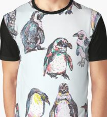 Penguin Party Graphic T-Shirt