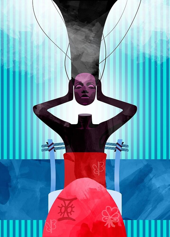 Spirit Robot #6 by Olga Lolo