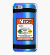NOS Blue Case iPhone Case/Skin