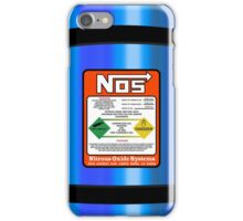 NOS Case iPhone Case/Skin