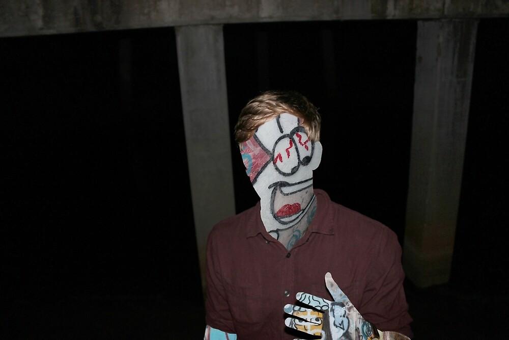 Face Graffiti by Willard's Bucklip