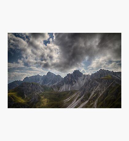 Kalkkoegel - Lichtspiele Photographic Print