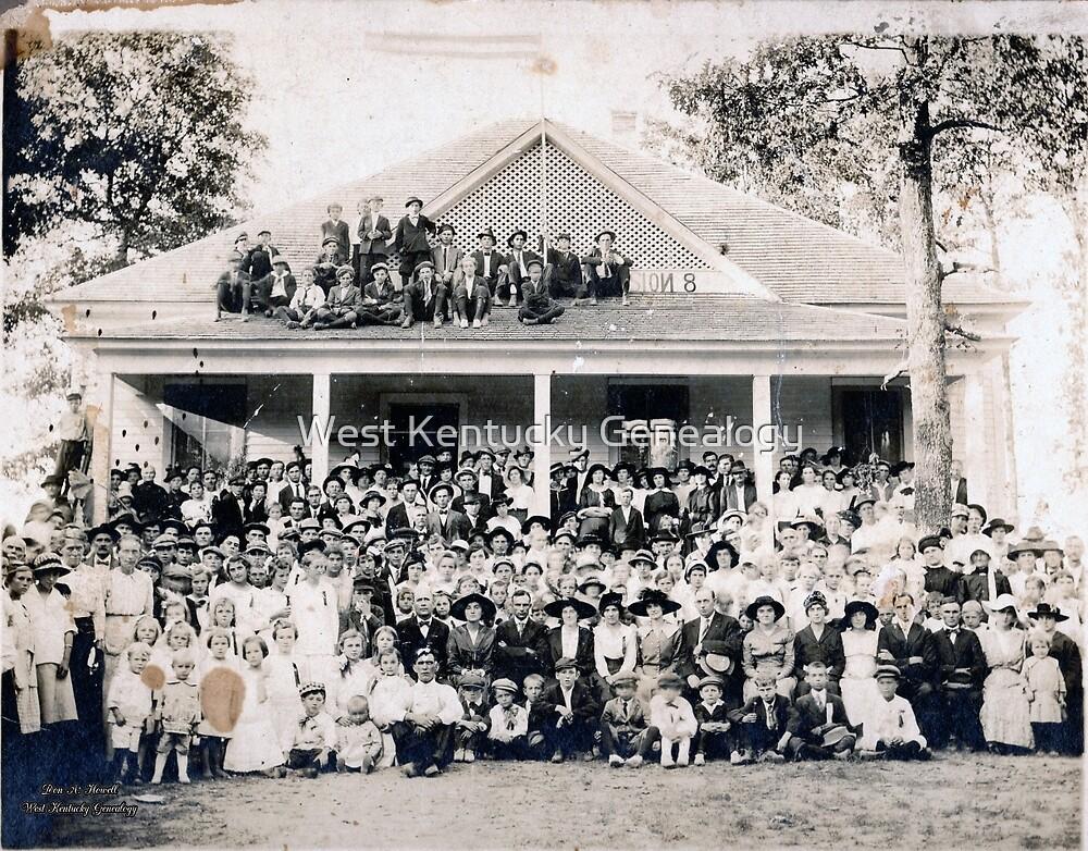 Dexter, Calloway County, Kentucky by Don A. Howell