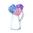 Hydrangea by FairyNerdy