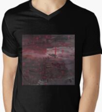 Light Amongst The Storm Clouds Men's V-Neck T-Shirt
