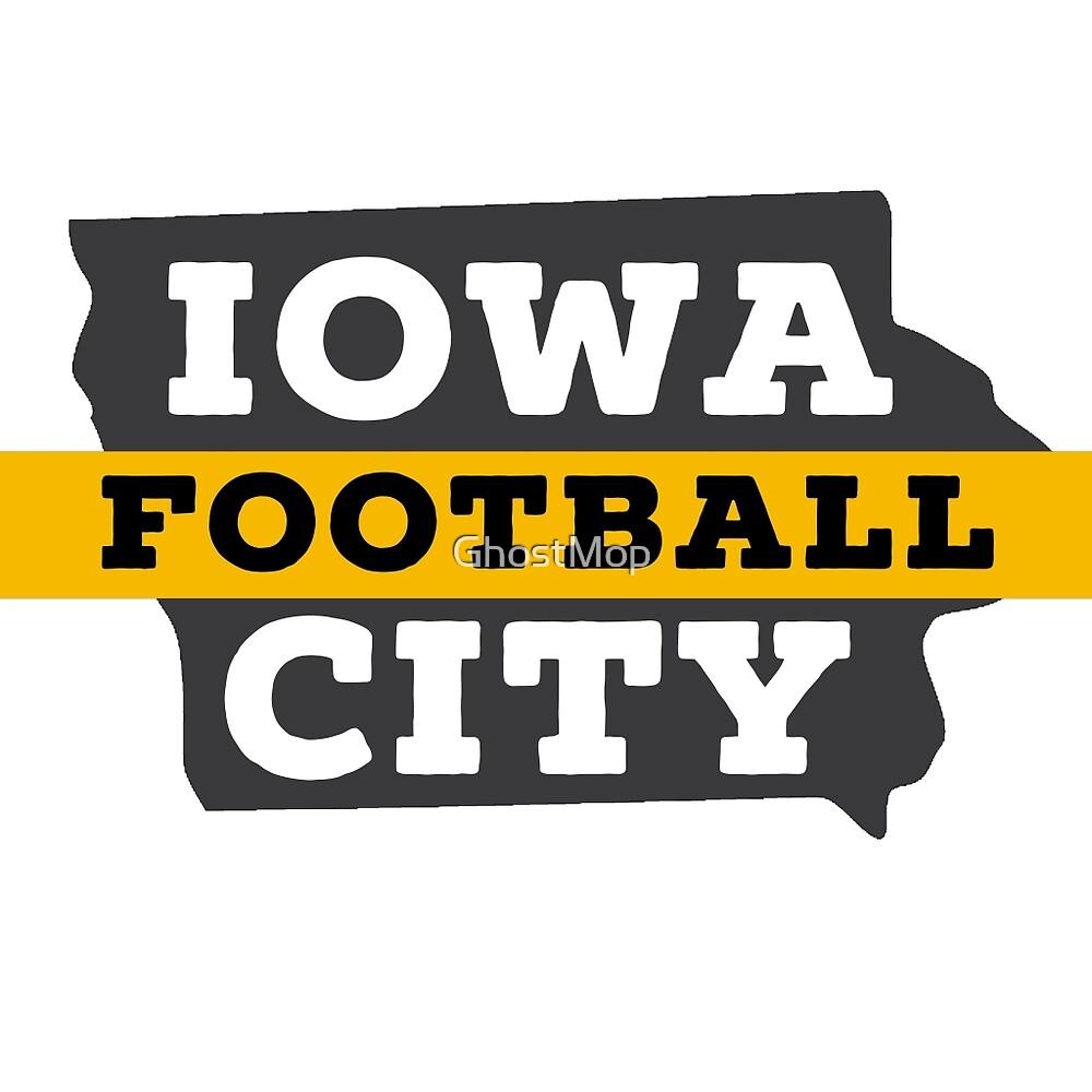 Iowa City Football by GhostMop