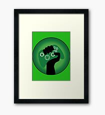 Xbox Gamer Framed Print