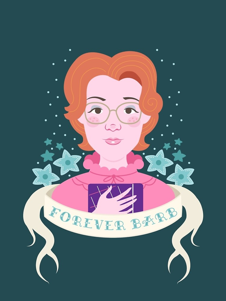 Forever Barb by murphypop