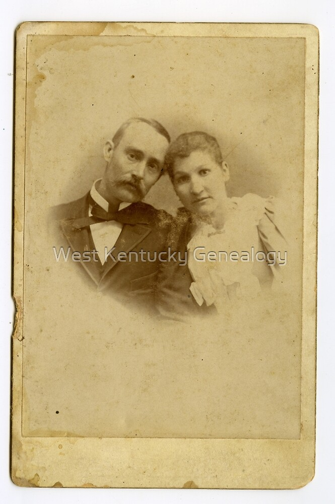 J.H. Dulaney & Wife, Calloway County, Kentucky by Don A. Howell