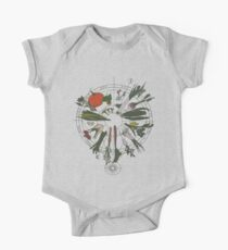 Vegetables Kids Clothes