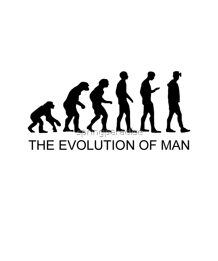 Evolution Of Man 45