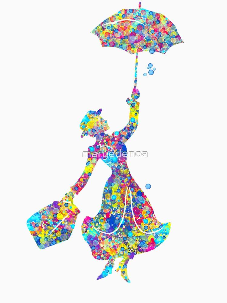Mary Poppins - Die magische Nanny von maryedenoa