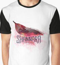 The Shannara Chronicles burnt leaf Graphic T-Shirt