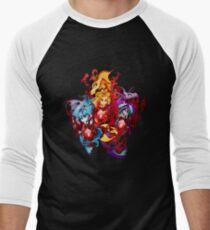 The Dazzlings Men's Baseball ¾ T-Shirt