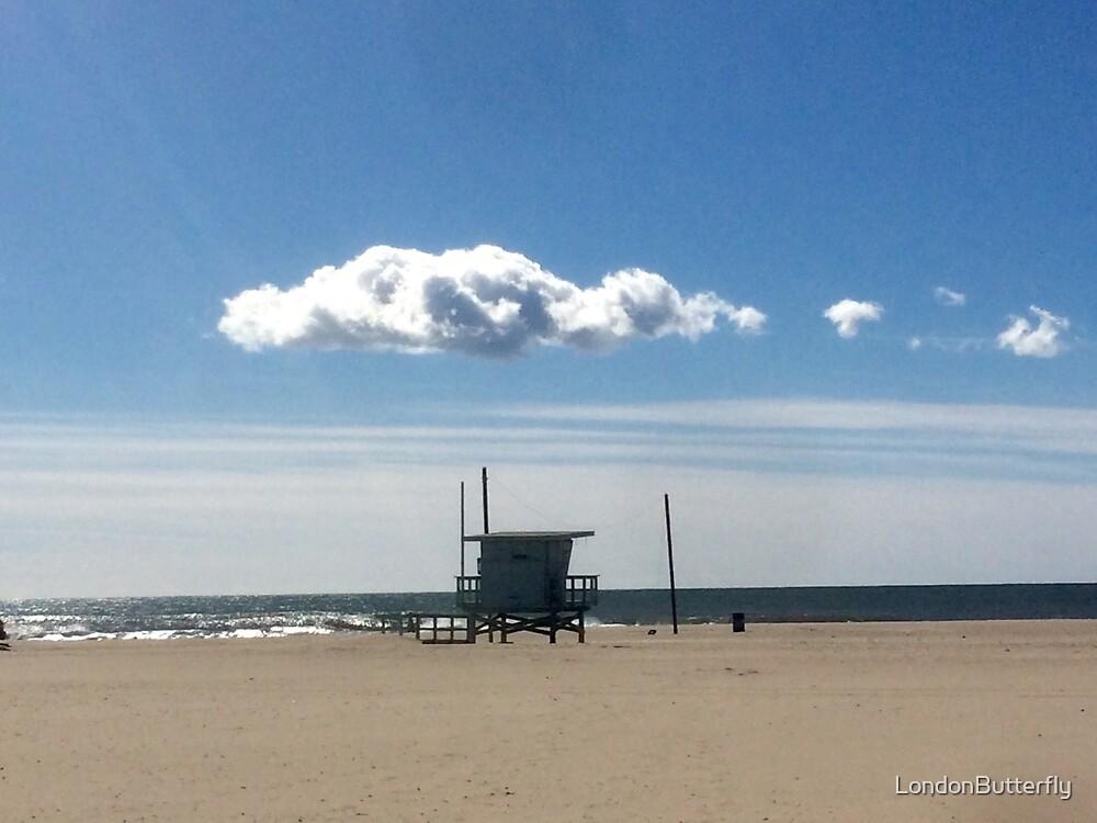 Venice' s cloud. by LondonButterfly