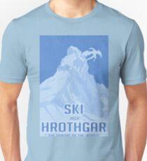 Ski Hrothgar Unisex T-Shirt