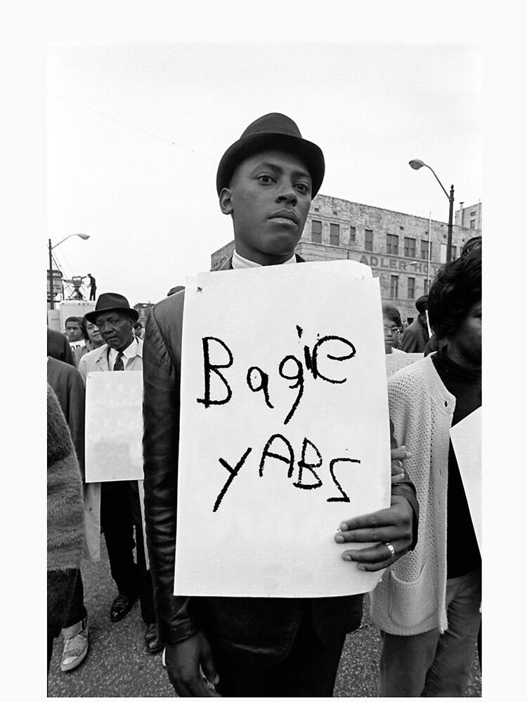 bagie yabs protest by izwaflz