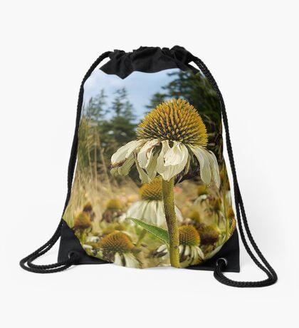 September park. II Drawstring Bag