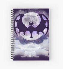 Darkness Ambassador Spiral Notebook